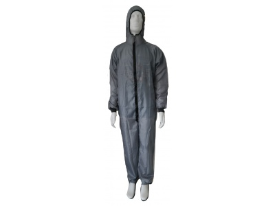 Polyester coverall, M