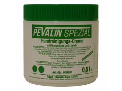 Pevalin Spezial handcleaner 500 ml