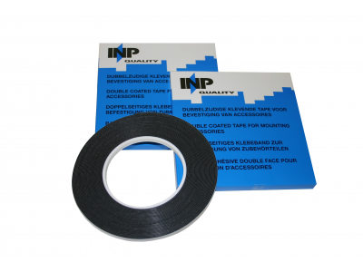 Double sided adhesive foam tape, 6 mm