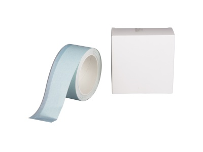 Trim masking tape, with plastic strip 10 mm