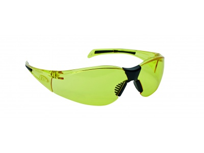 UV safety glasses yellow, (2-1,2 1FT K)