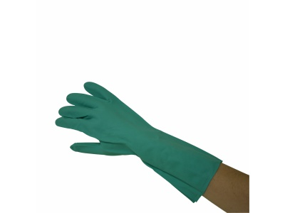 Gloves nitrile, 30 cm, size XL