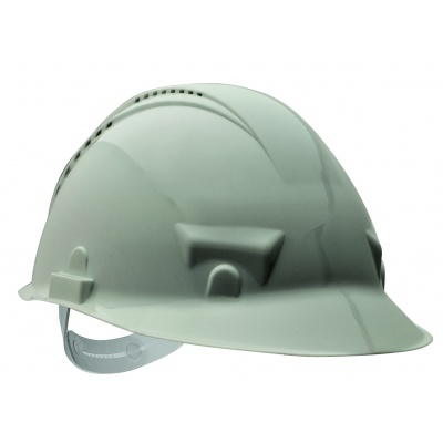 Safety helmet Basic, white