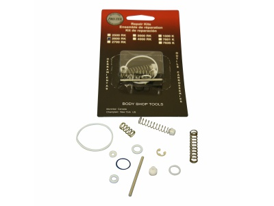 Revision set for Protek 2600 and 2650 spray-gun