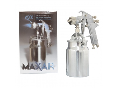 MaxAir suction spray-gun