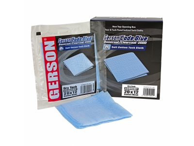 Gerson tack cloth 2000 Basecoat/Clearcoat, 45 x 90 cm, cotton