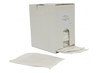 Tack cloth 1012, 82 x 46 cm, 50 pieces in dispenser box