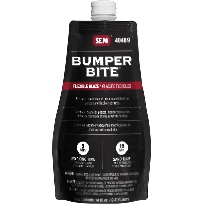 Bumper Bite™ Flexible Glaze (w/hardener) - 414 ml