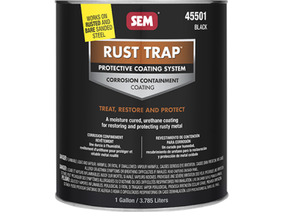 RUST TRAP™ - Black - 3,8 ltr